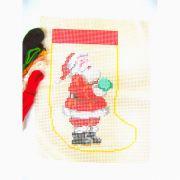 Kit Bota Papai-Noel de Perfil