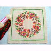 Kit Almofada Coroa de Flores II