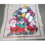 Kit Coral Papai Noel