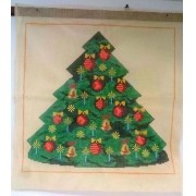 Tela Painel Árvore de Natal