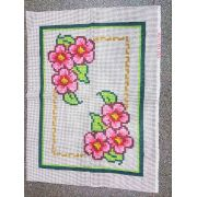 Tela Tapete Floral 2
