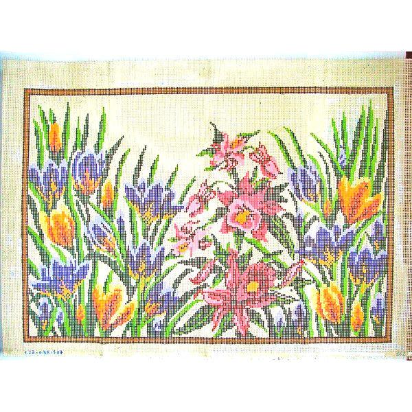 Tela Painel Floral 2  - Conceição Spinola Tapeçaria