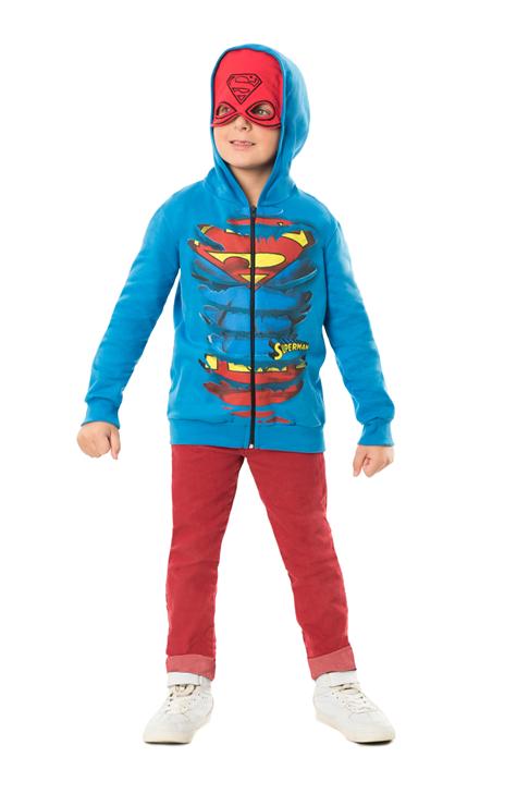 CASACO INFANTIL SUPER MAN REF. S2034