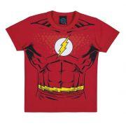 Camiseta infantil masculina Flash REF. 82003