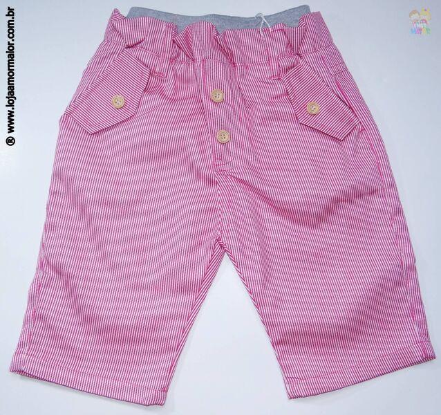 Bermuda Infantil Listrada - Ref. AL50091
