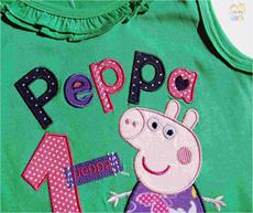 CAMISETA REGATA PEPPA PIG - REF. AM814874