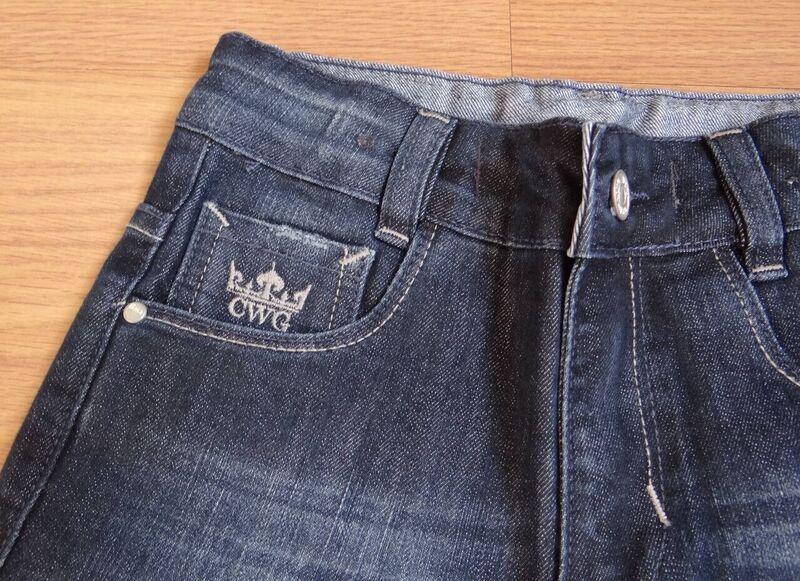 Bermuda Jeans Infantil Masculina - Ref. 3769