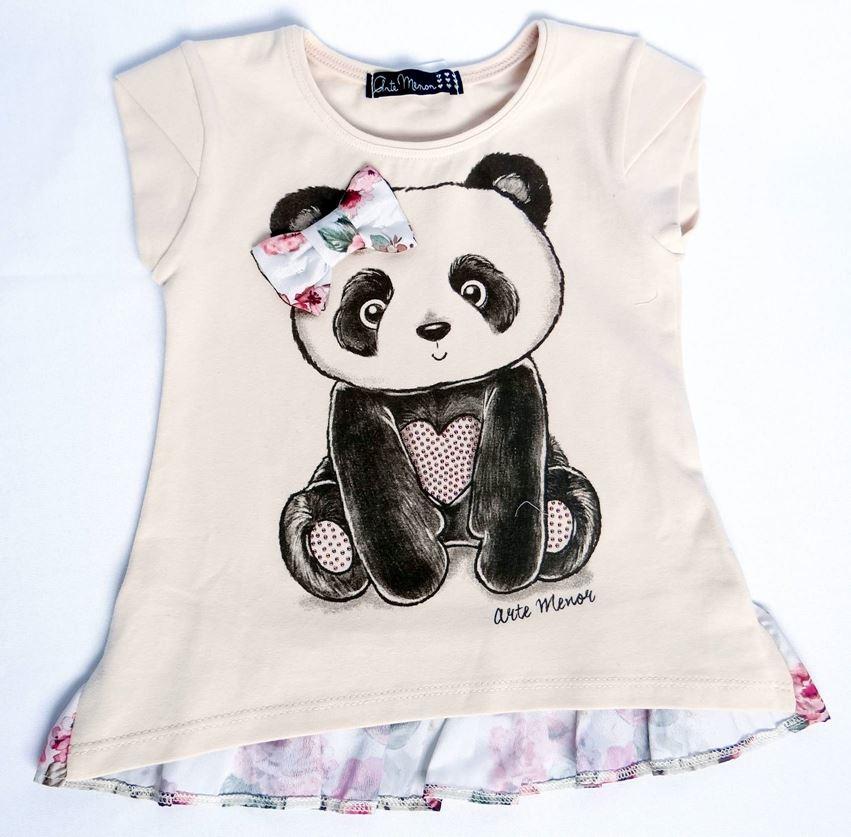 Blusa Feminina Panda - Ref. 30781