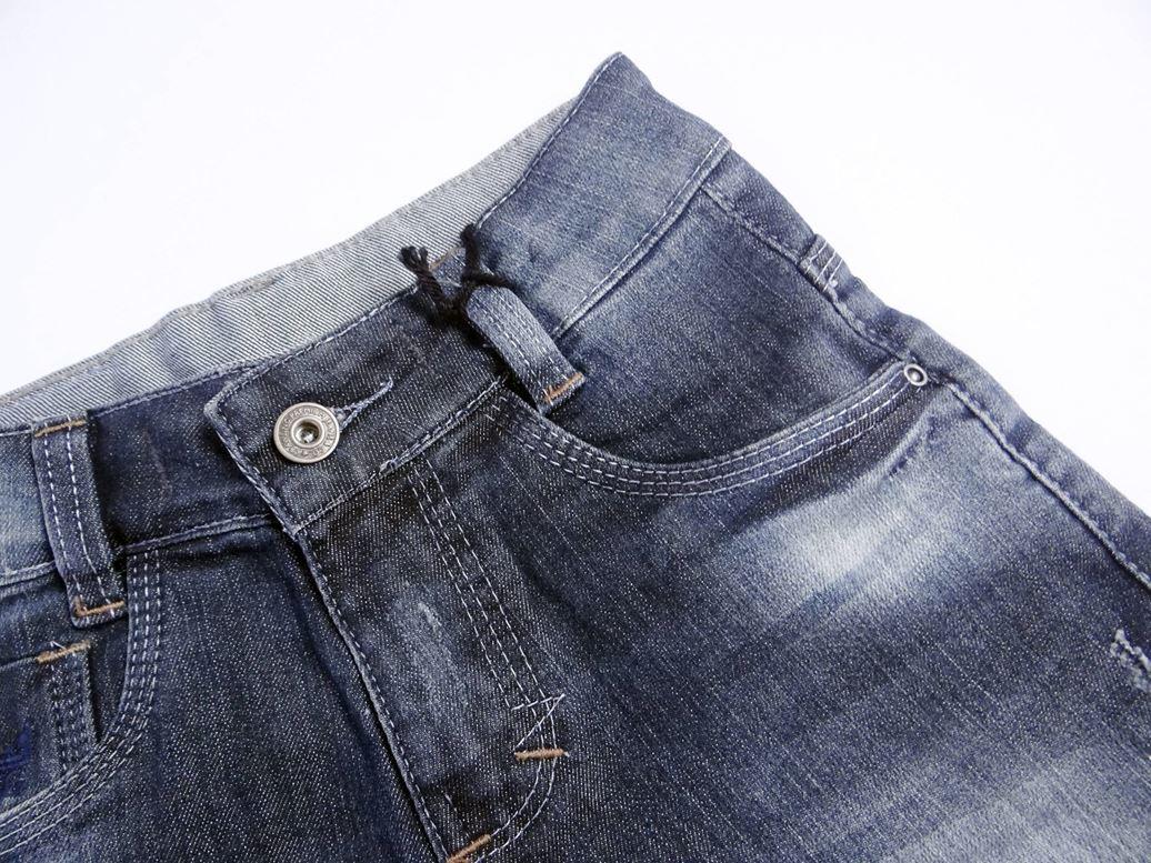 Bermuda Jeans Infantil Saruel - Ref. 3437