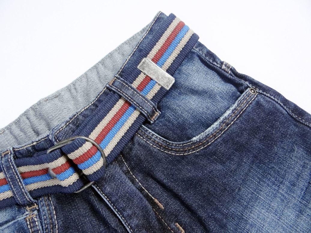 Bermuda Jeans Infantil - Ref. 3549