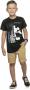 Camiseta infantil masculina Mickey Mouse Ref. 85039