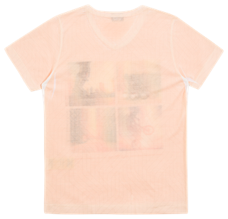 CAMISETA INFANTIL MALHA POLI LIGHT REF.31826