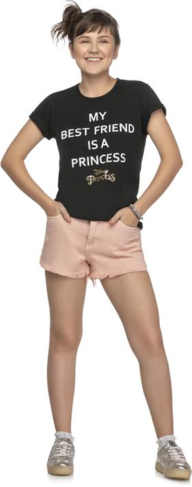 Blusinha infantil feminina moda teen REF. 87015