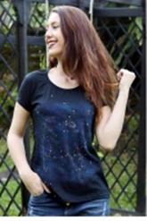 Camiseta Feminina Coleção Família Ref. 26013