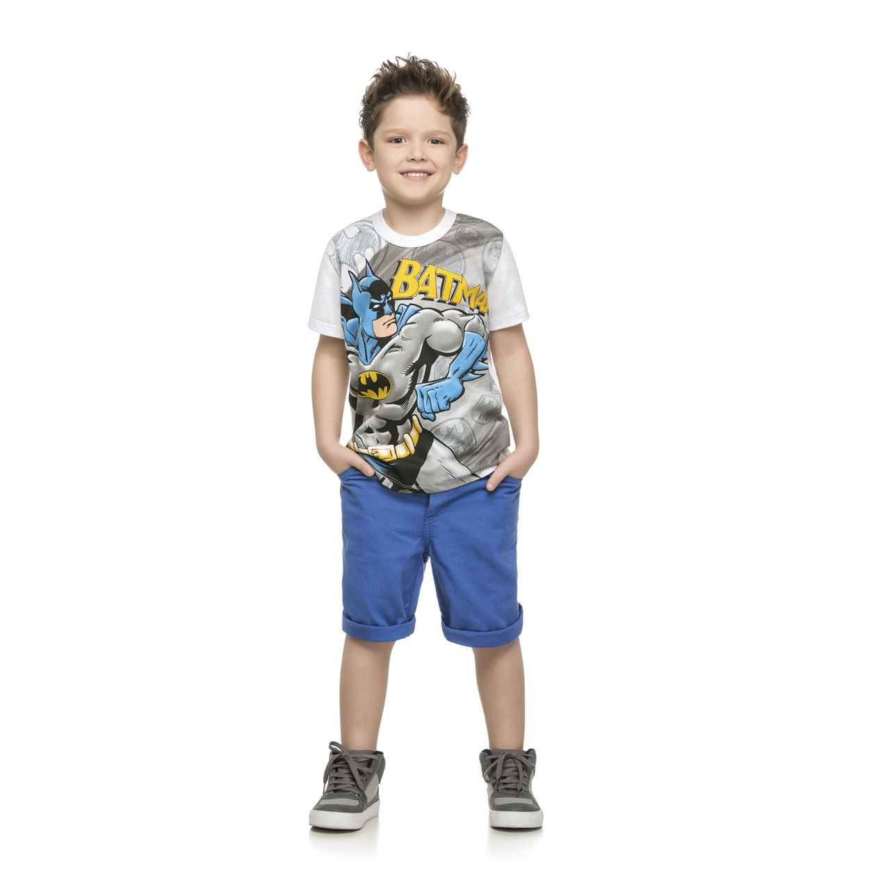 Camiseta infantil do Batman REF.82006