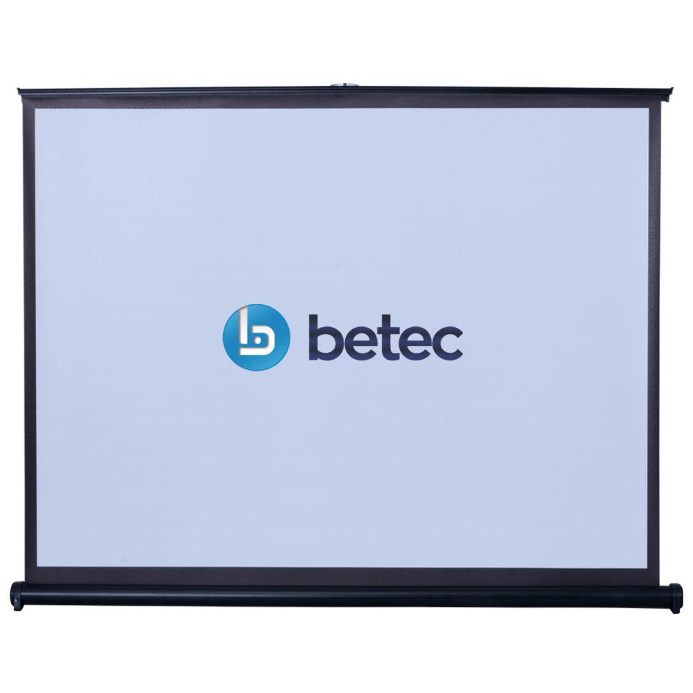 TELA DE PROJEÇÃO DE MESA RETRÁTIL - 50 POLEGADAS - BETEC BT4570