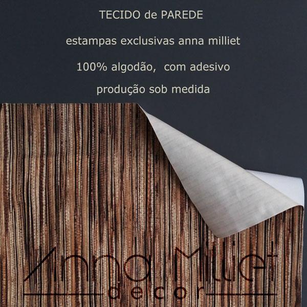 Tecido de Parede / PINCELADA