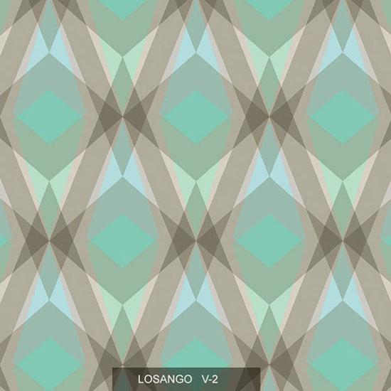 Tecido de Parede /   LOSANGO  V2