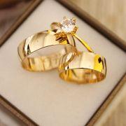 Alianças de Casamento ou Noivado - 3153