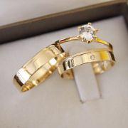 Alianças de Casamento ou Noivado - 3171