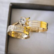 Alianças de Casamento ou Noivado - 3172