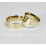 Alianças de Ouro Casamento ou Noivado -  3089