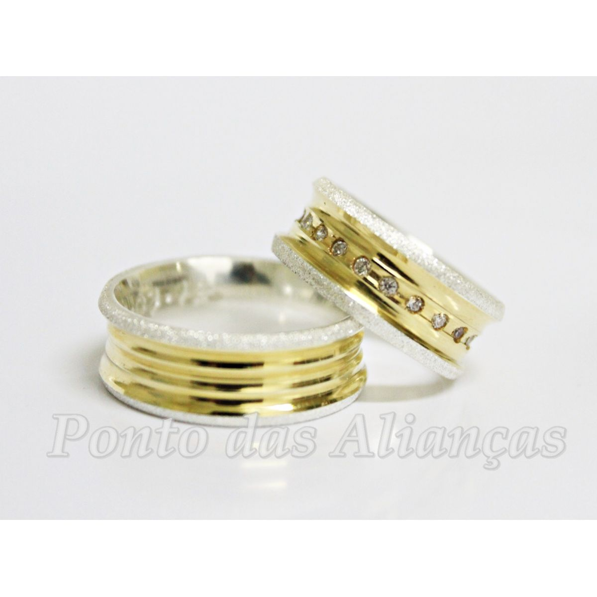 Alianças de Casamento ou Noivado - 3016