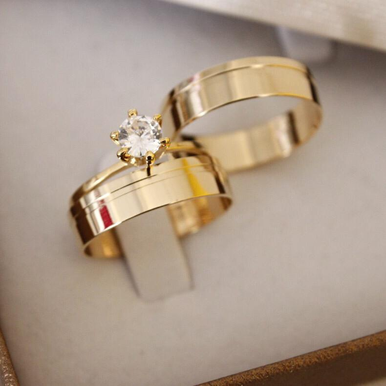 Alianças de Casamento ou Noivado - 3152