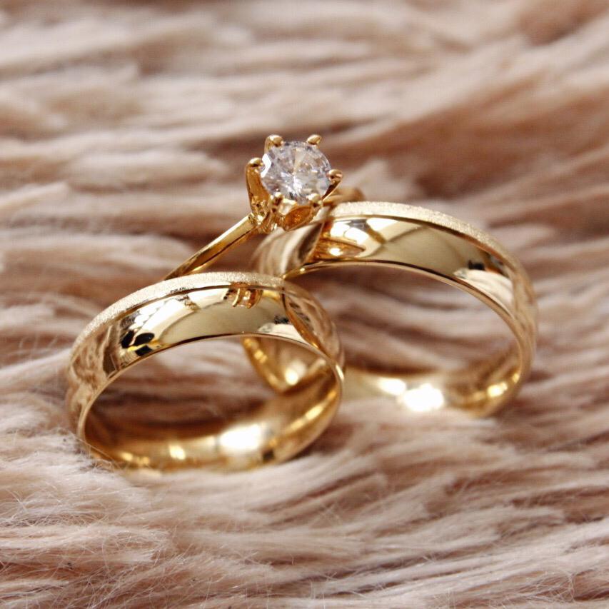 Alianças de Casamento ou Noivado - 3168