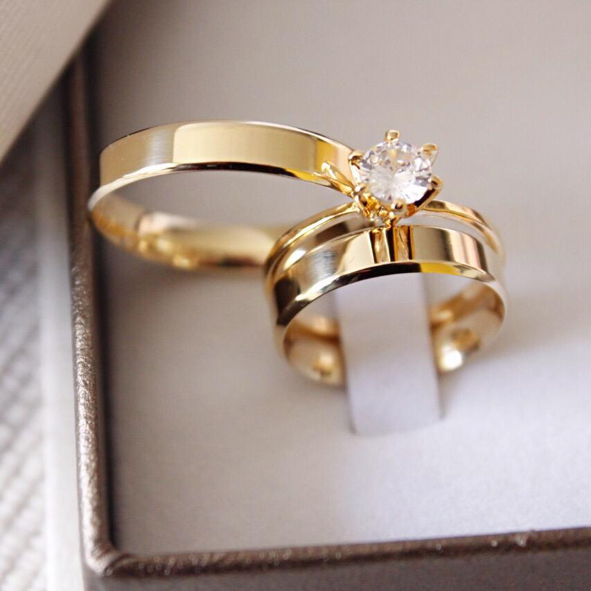Alianças de Casamento ou Noivado - 3182