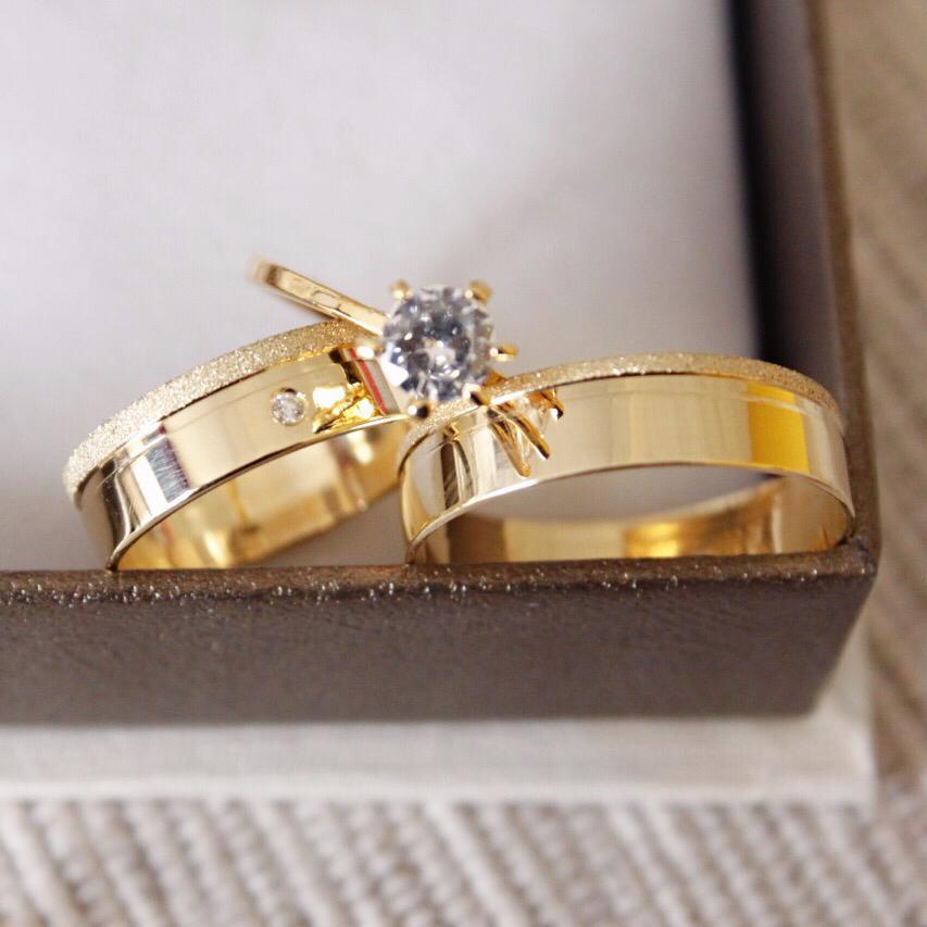 Alianças de Casamento ou Noivado - 3185