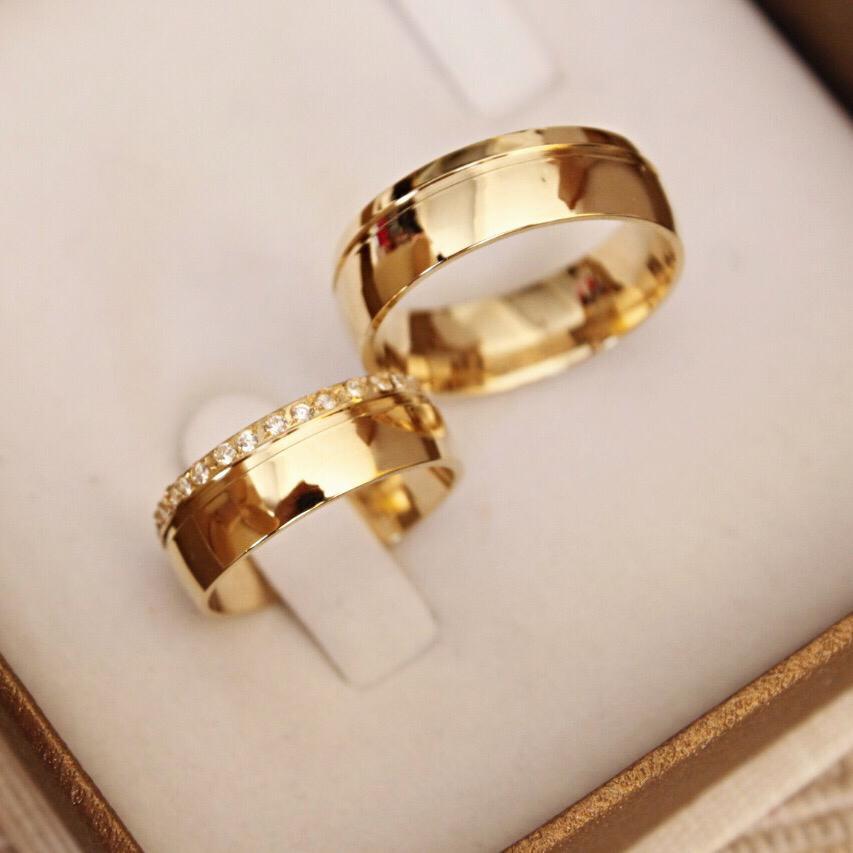 Alianças de Casamento ou Noivado - 3205