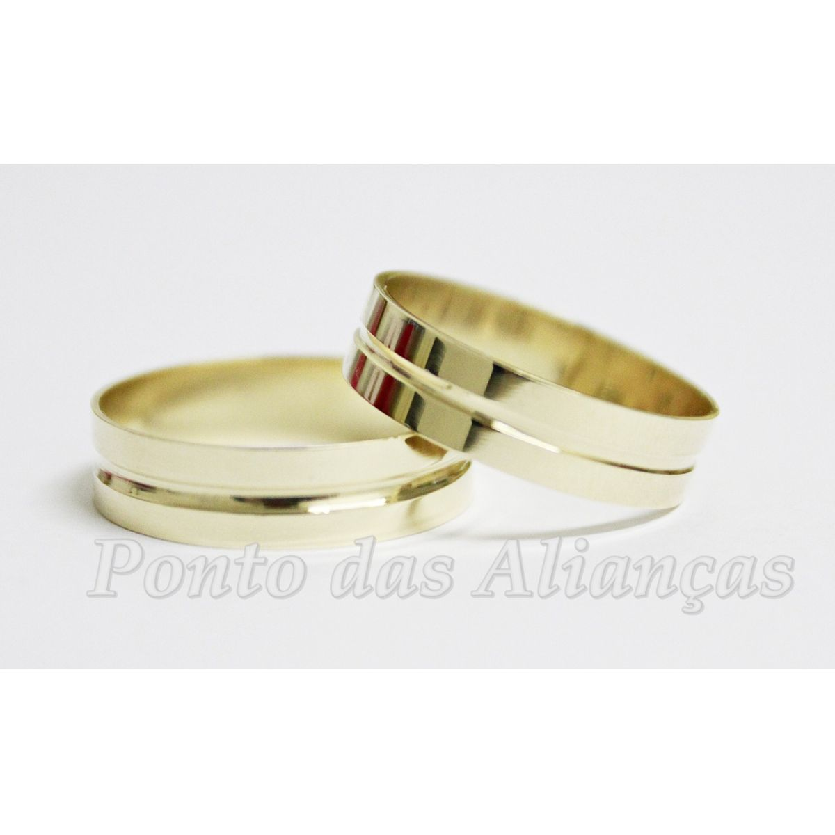 Alianças de Casamento ou Noivado - 556