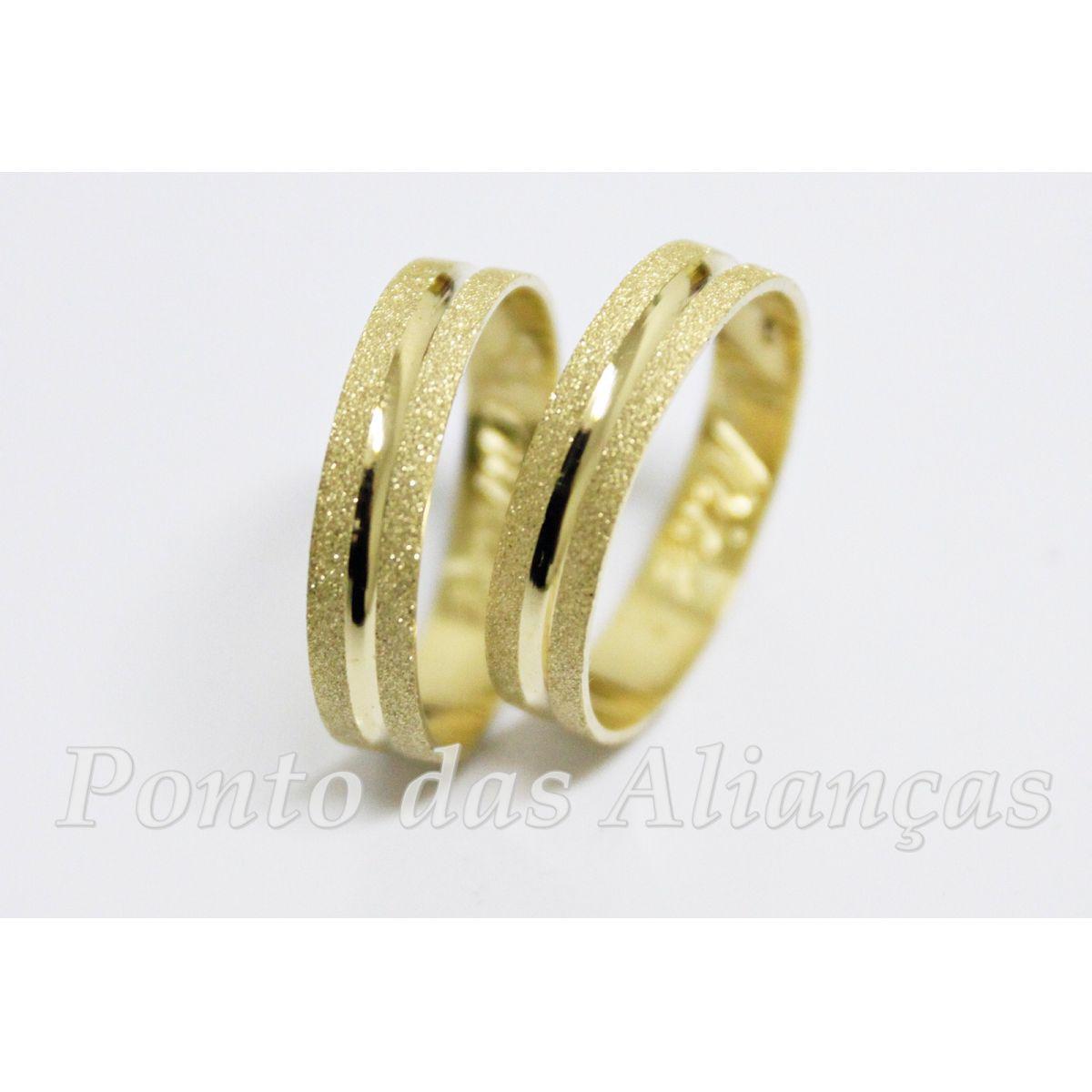 Alianças de Casamento ou Noivado - 560