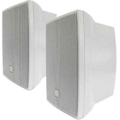 Caixa Som Ambiente Jbl Selenium C321 Par C321b 60w Branco
