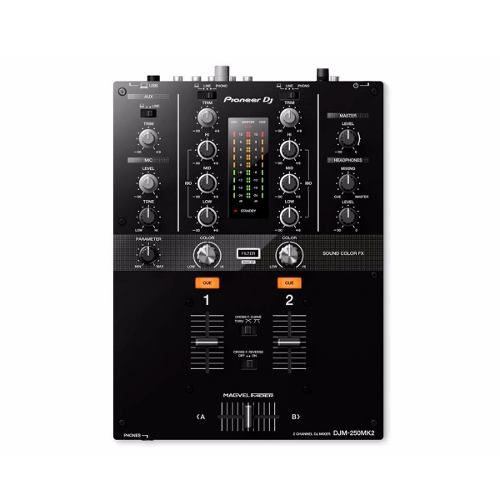 Mixer Pioneer Djm 250k Mk2
