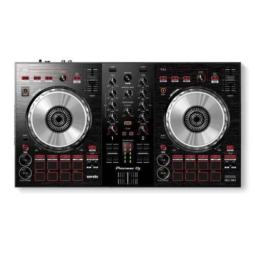 Controladora Pioneer DJ DDJ Sb3