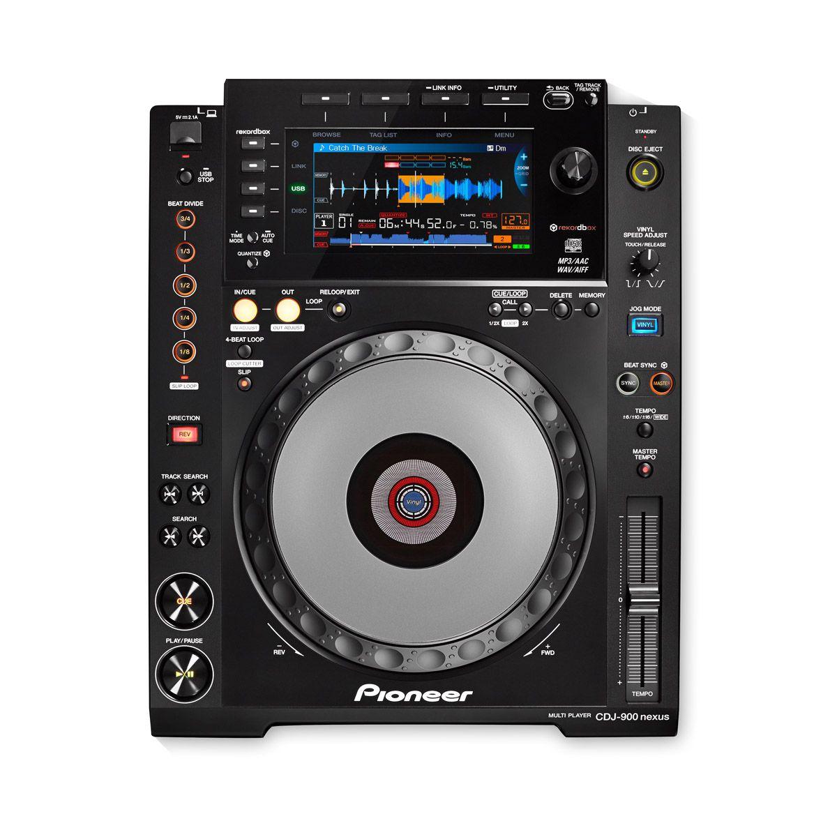 CDJ-900NXS Pioneer Dj