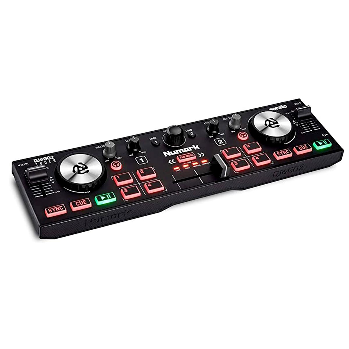 Controladora Numark DJ2GO2 TOUCH