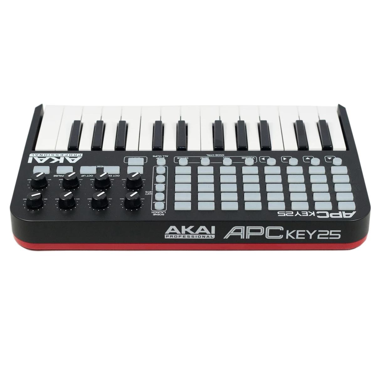 Teclado Controlador Akai APC KEY 25