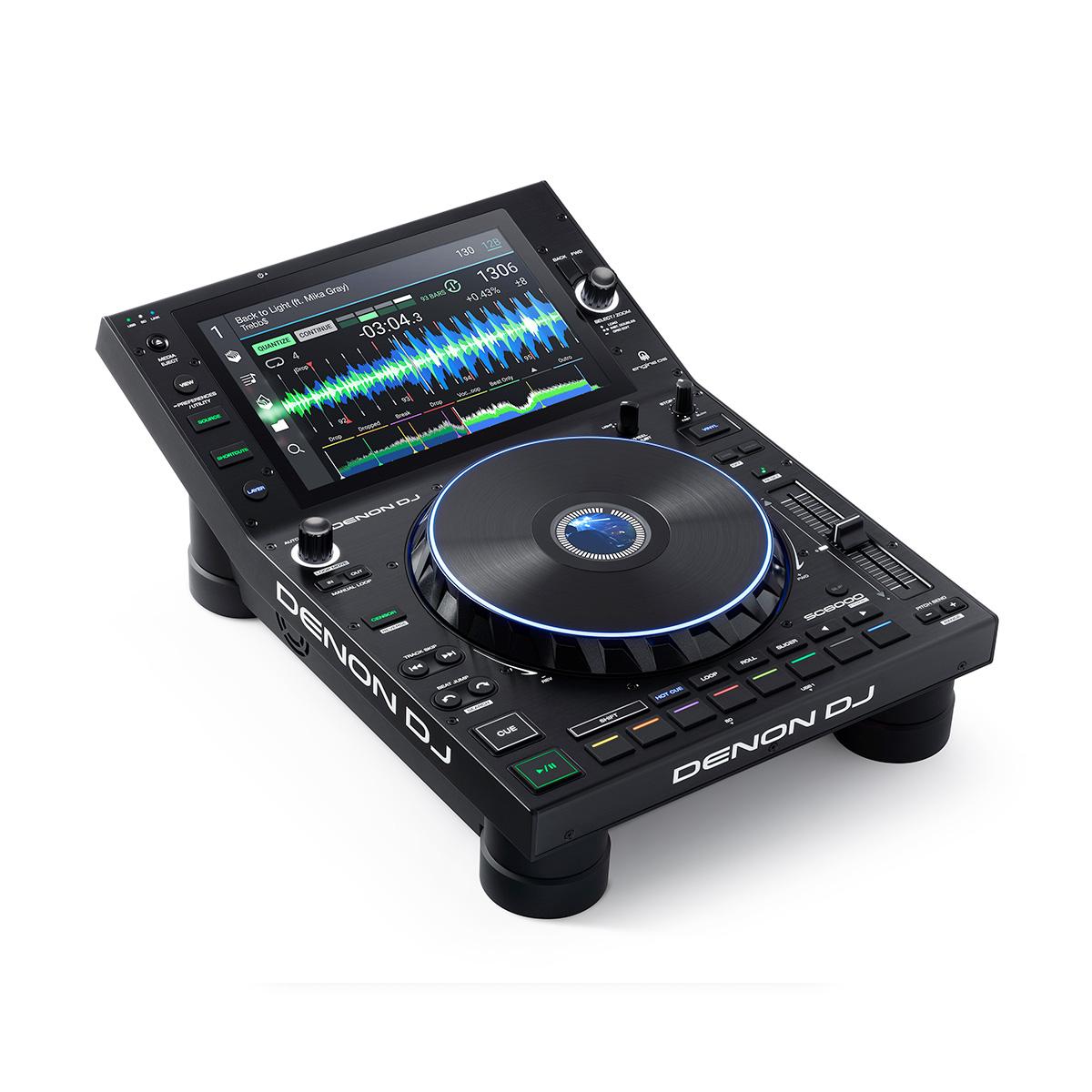 Controladora Denon DJ SC6000 PRIME