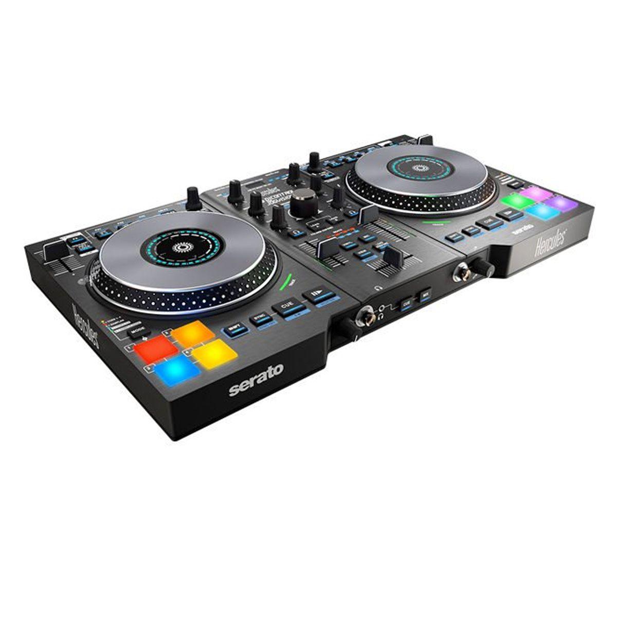 Controladora Hercules DJ Control  Jogvision