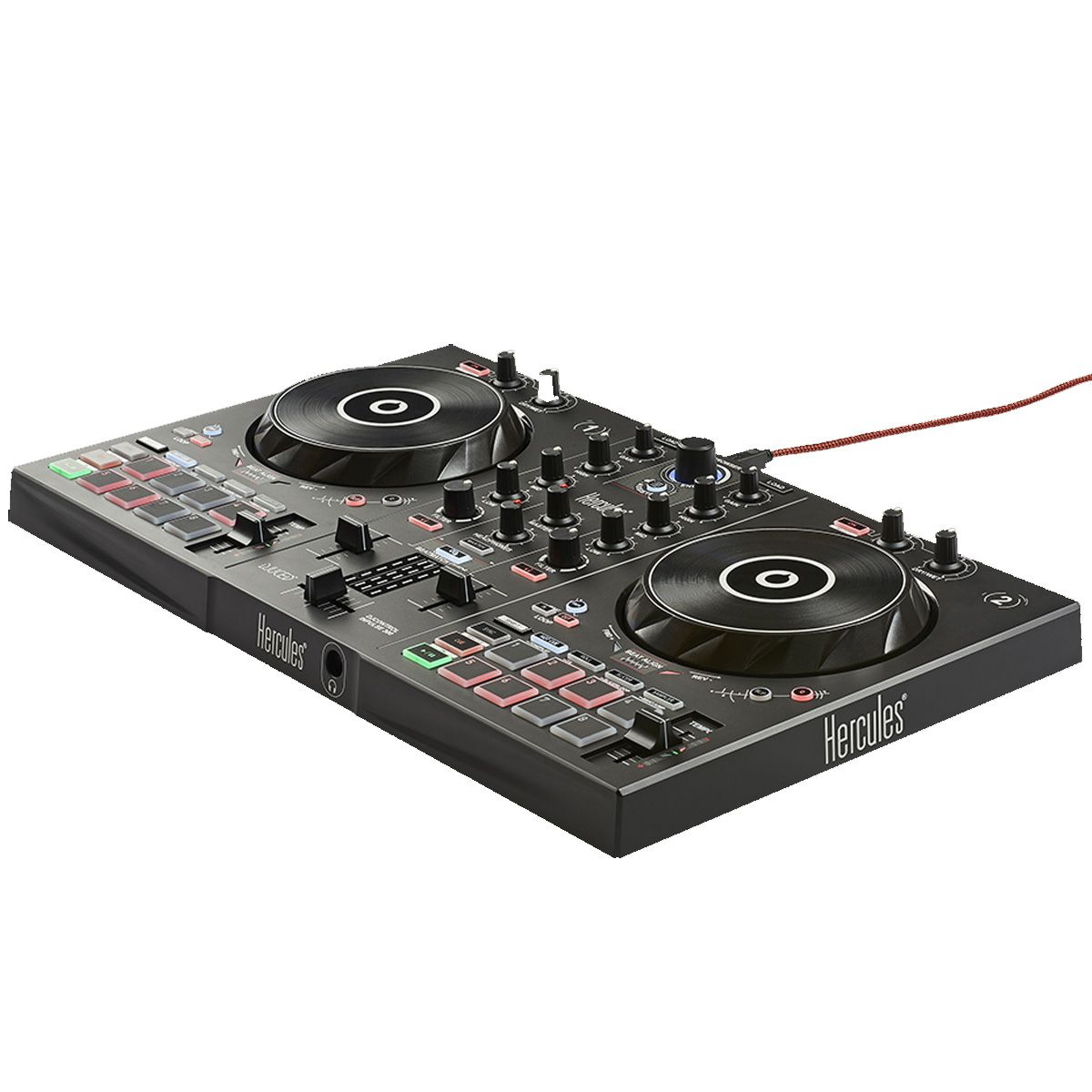 Controladora Hercules DJ Control Inpulse 300