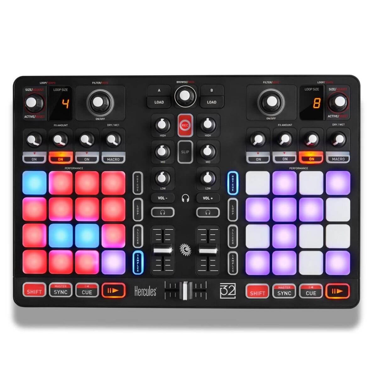 Controladora Hercules P32 DJ