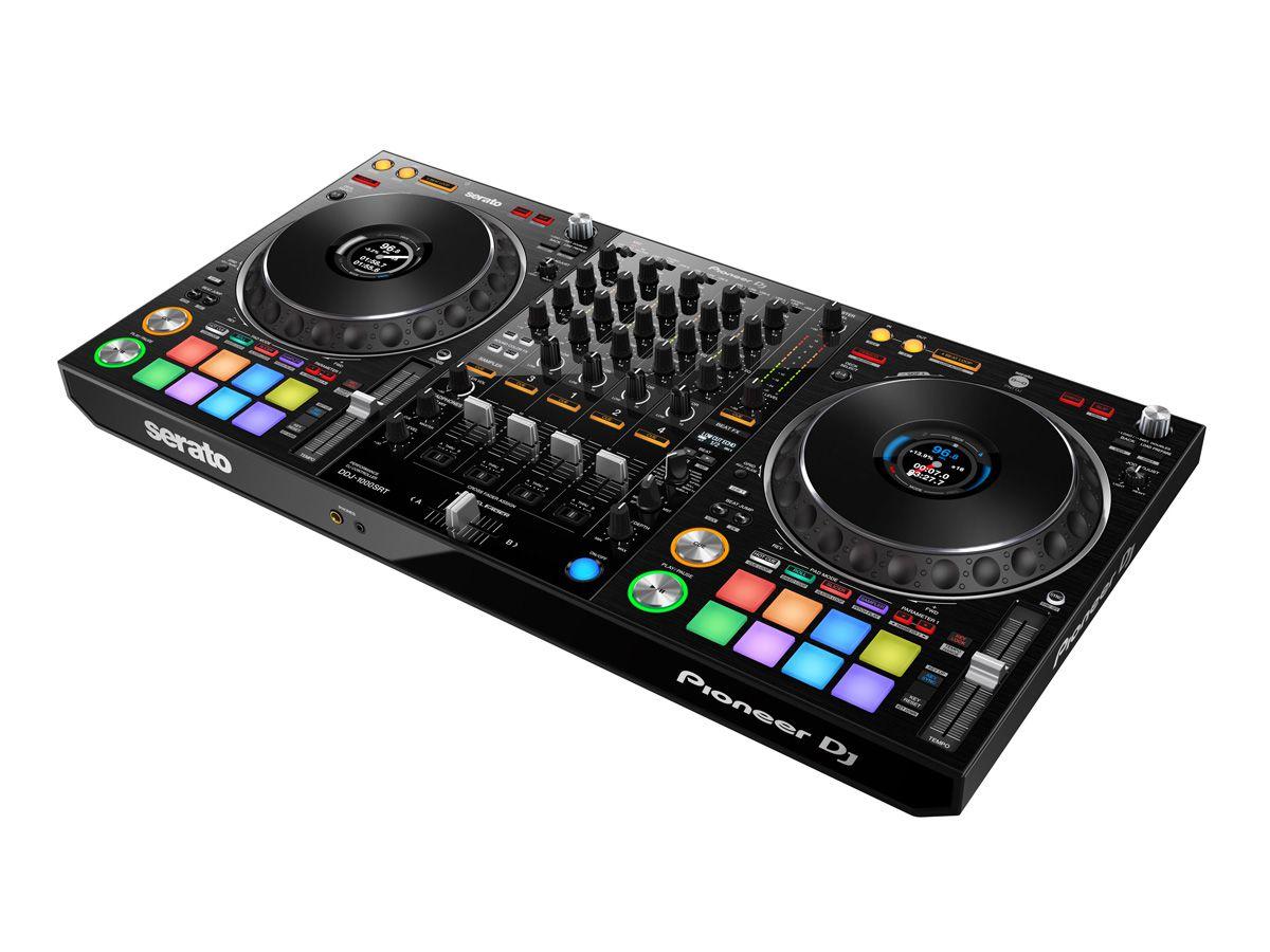 Controladora Pioneer DJ  DDJ1000 SRT