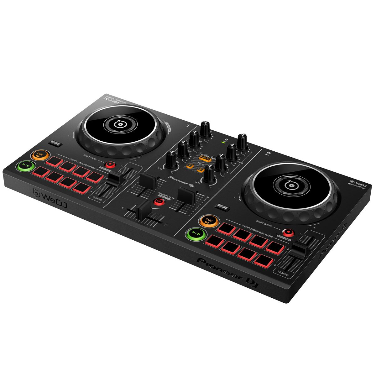 Controladora Pioneer DJ DDJ 200