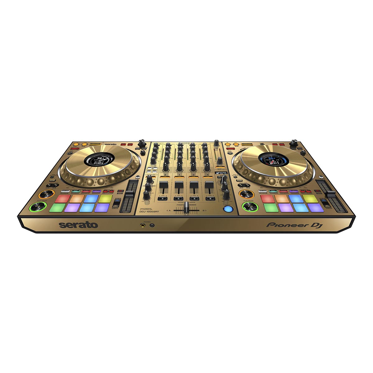 Controladora Pioneer DJ  DDJ1000 SRT GOLD