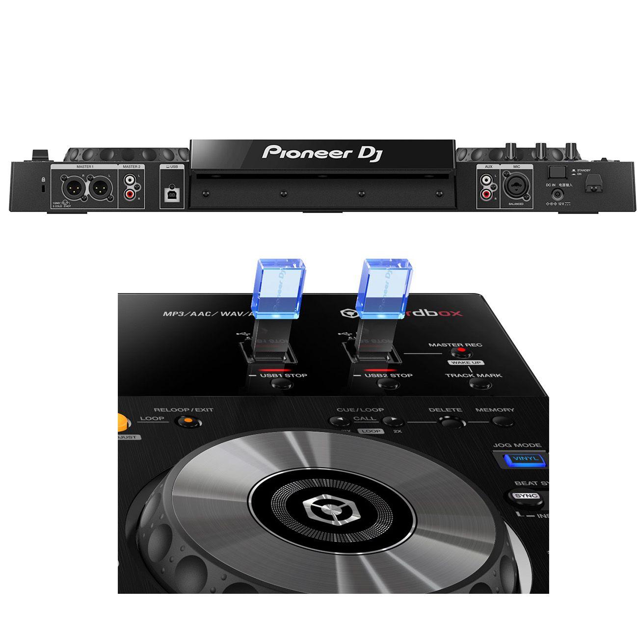 Controladora Pioneer DJ XDJ RR