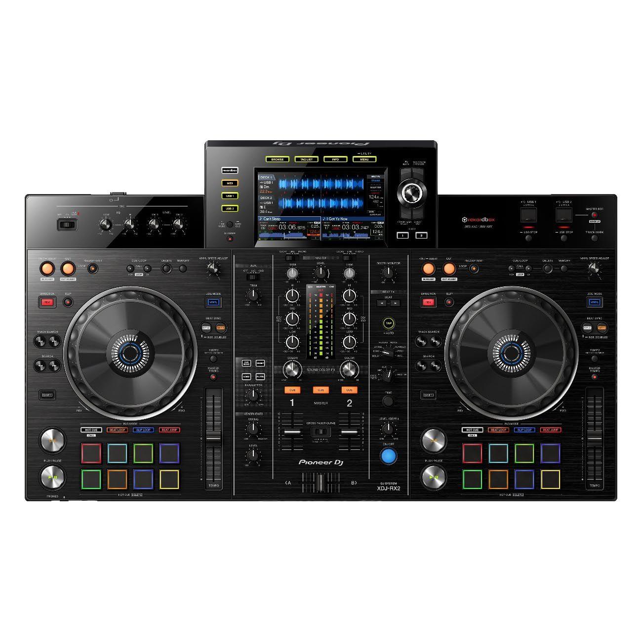 Controladora Pioneer DJ XDJ RX2