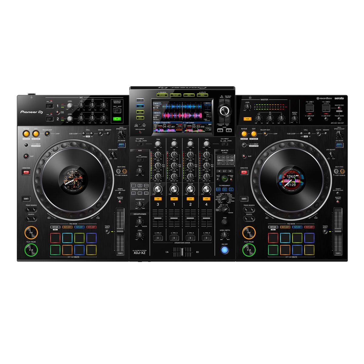 Controladora Pioneer DJ XDJ XZ